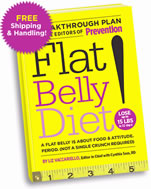 flat belly book