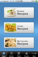17 day diet smart phone app