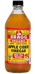 vinegar diet