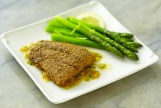 wheat-germ-coated-fish