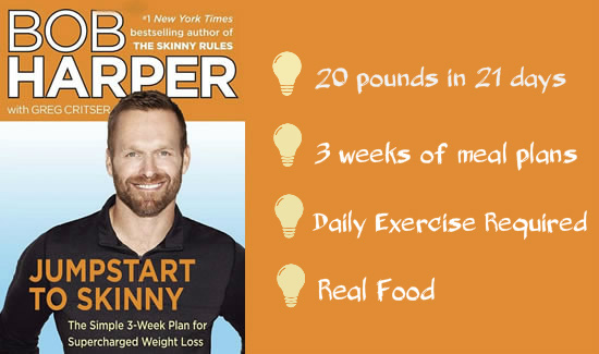 Jumpstart To Skinny Lose 20 Pounds In 21 Days