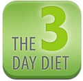 3 day diet smartphone app