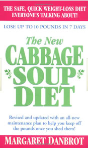 book version of the cabbage diet