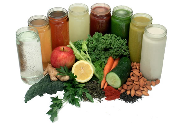 popular foods for a detox diet
