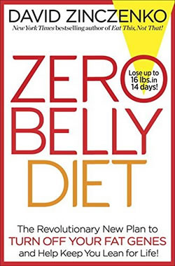 the zero belly diet- zinczenko
