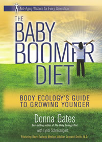 Baby Boomer Diet Anti-Aging Secrets