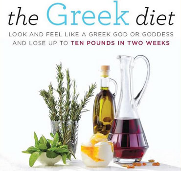 the greek diet book