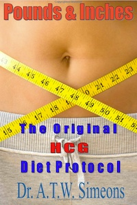 hcg diet Pounds and Inches