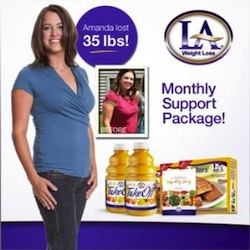 la-weight-loss-support-package