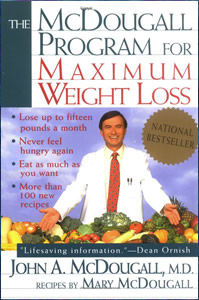 Dr Mcdougall Diet Program
