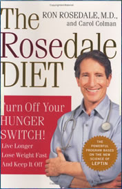 how did you hear about rosedale diet